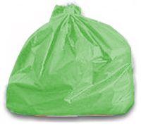 Saco para lixo Verde 200 Litros.