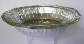 Quentinha de aluminio nº 8 maquina c/ 100