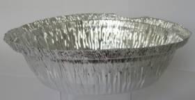Quentinha de aluminio nº 8 manual c/ 100
